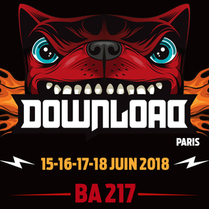 Тур на Download Festival Paris 2018